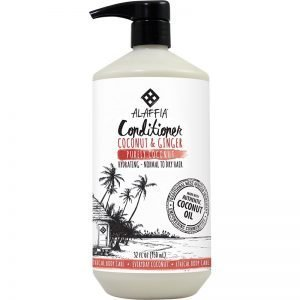 Alaffia Conditioner Coconut & Ginger Purely Coconut 950ml Dairy Free Store