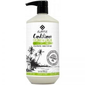 Alaffia Conditioner Coconut & Ginger - Coconut Lime 950ml Dairy Free Store
