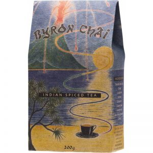 Byron Chai Indian Spiced Tea Loose leaf 200g Dairy Free Store