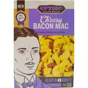 UPTON'S NATURALS Real Meal Kit Ch'eesy Bacon Mac 285g Dairy Free Store
