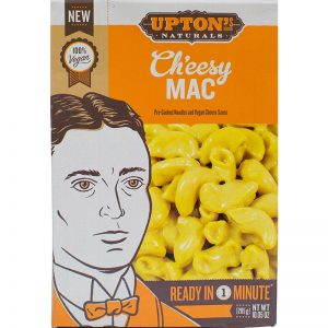 UPTON'S NATURALS Real Meal Kit Ch'eesy Mac 285g Dairy Free Store