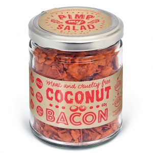 EXTRAORDINARY FOODS Pimp My Salad - Coconut Bacon Meat Free 60g Dairy Free Store