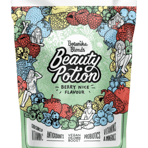 Botanika Blends Beauty Potion 300g Dairy Free Store