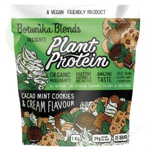 Botanika Blends Cacao Mint Cookies 1kg Dairy Free Store