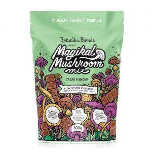 Botanika Blends Magikal Mushroom Mix Cacao Flavour Dairy Free Store