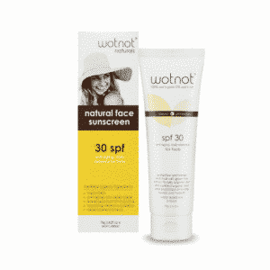 Wotnot Face Anti Aging Sunscreen Dairy Free Store
