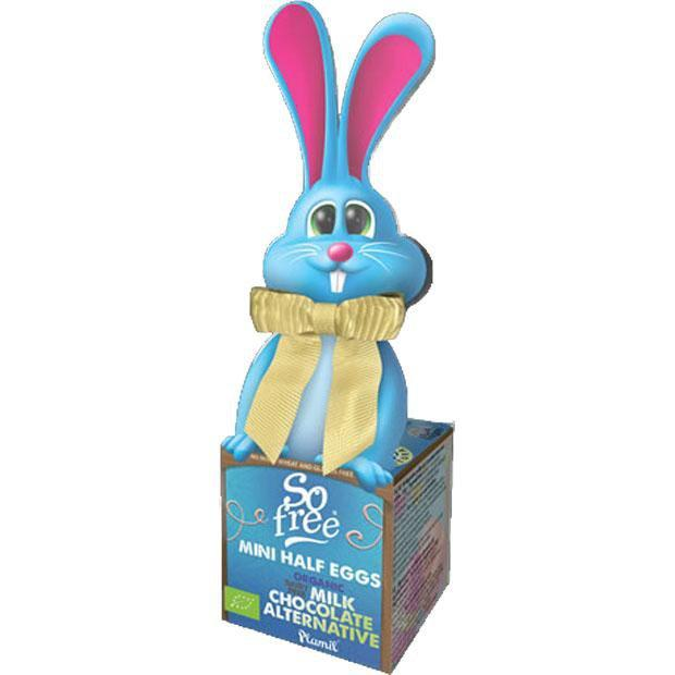 So Free Mini Eggs in Bunny Bow Tie Box 65g Dairy Free Store