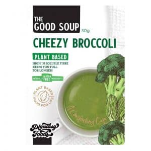 Cheezy Broccoli Plantasy Foods Soup Dairy Free Store