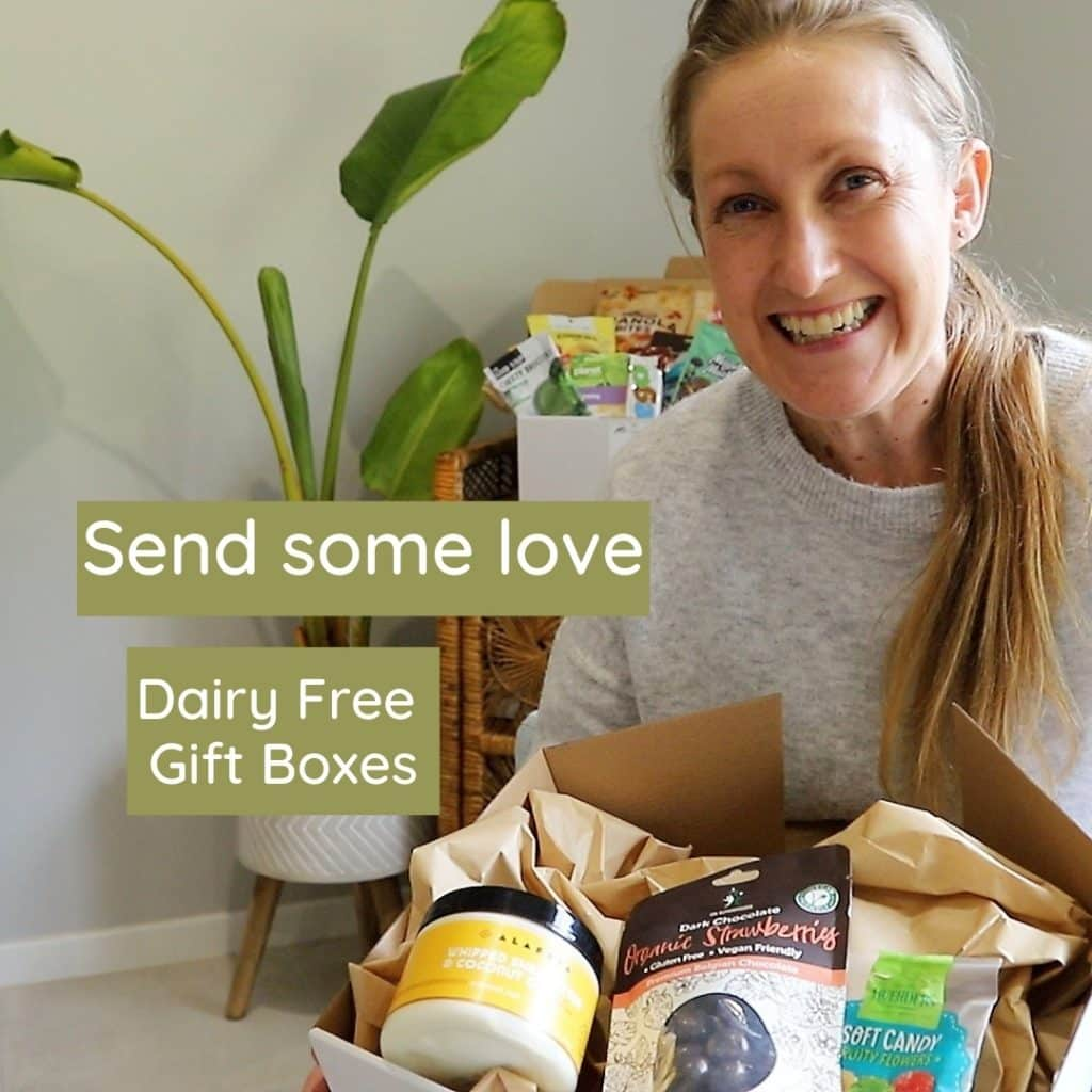 Dairy Free Snack Gift Boxes