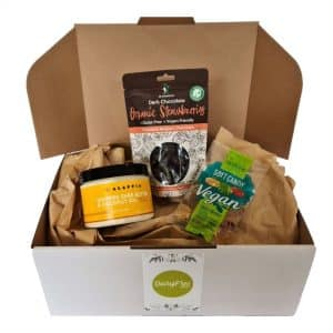 The Pamper Pack Dairy Free Store Gift Box
