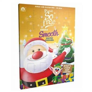 Plamil So Free Salted Caramel Dairy Free Advent Calendar Dairy Free Store